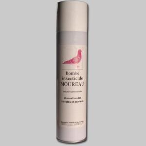 bombe insecticide bombe produits de compl ments et vitamines pour les pigeons et les. Black Bedroom Furniture Sets. Home Design Ideas
