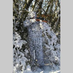 tenue de camouflage snow snow filets et tenues de. Black Bedroom Furniture Sets. Home Design Ideas